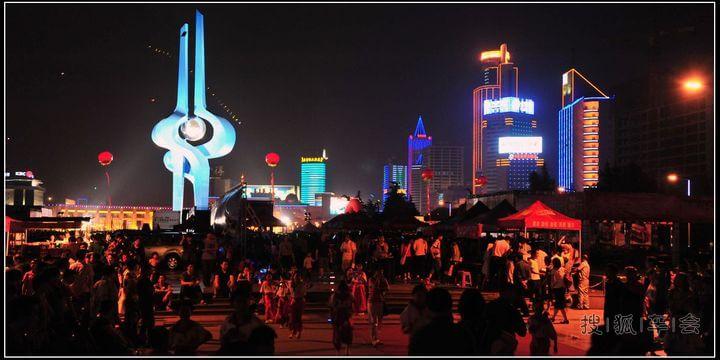 我想去济南的泉城广场 动物园 芙蓉街 趵突泉帮我规划