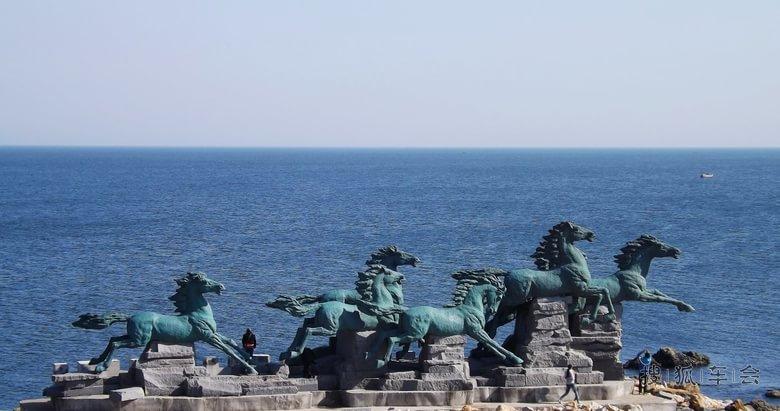 养马岛后海