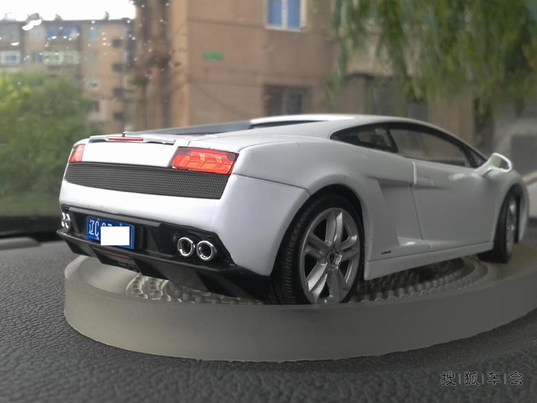 我的另一台车 带牌照的lamborghini模型 高清图片