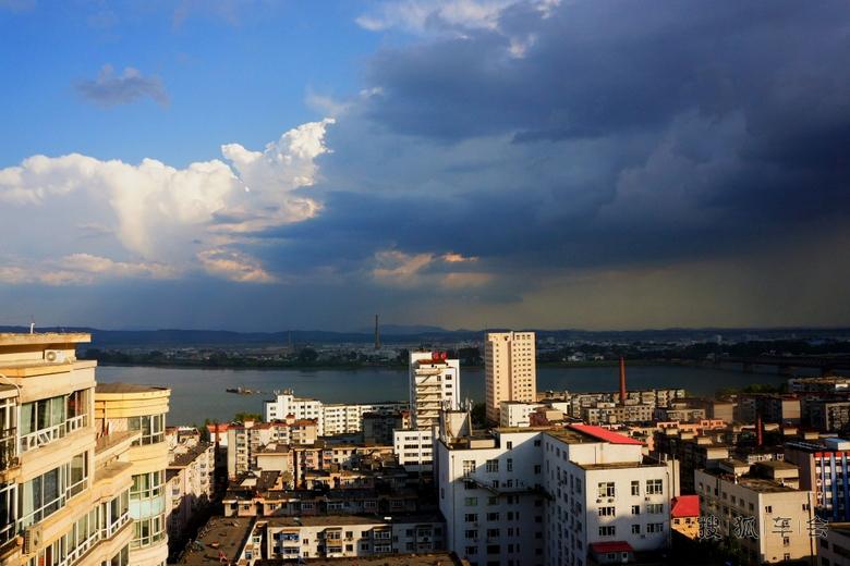 【安车百川】家乡的云,真美