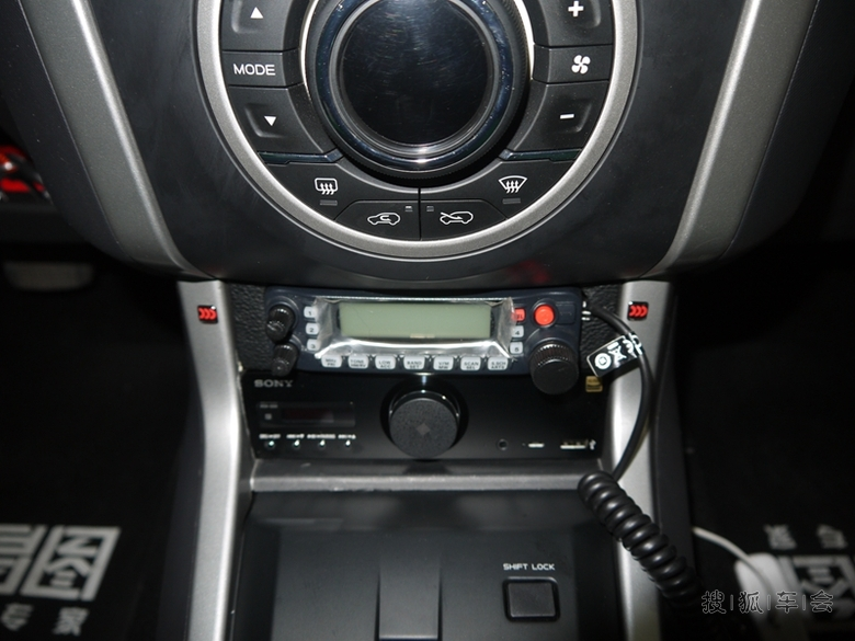 铃木汽车音响升级索尼GS9无损播放器