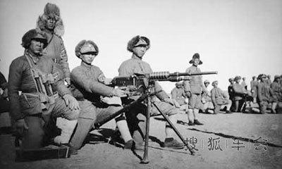 战史今日 11月24日 傅作义取得百灵庙大捷