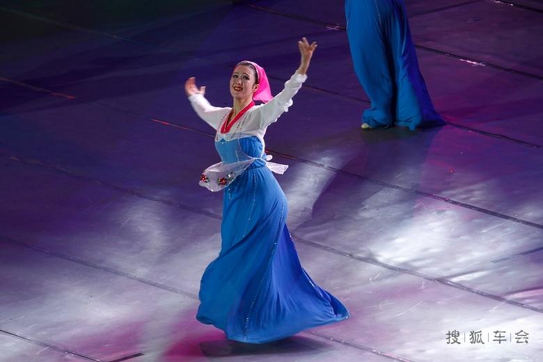 联盟 丰收 舞台 朝鲜舞 拍照/舞台拍照:朝鲜舞【丰收】