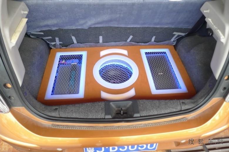 玛驰改装汽车音响加工艺设计