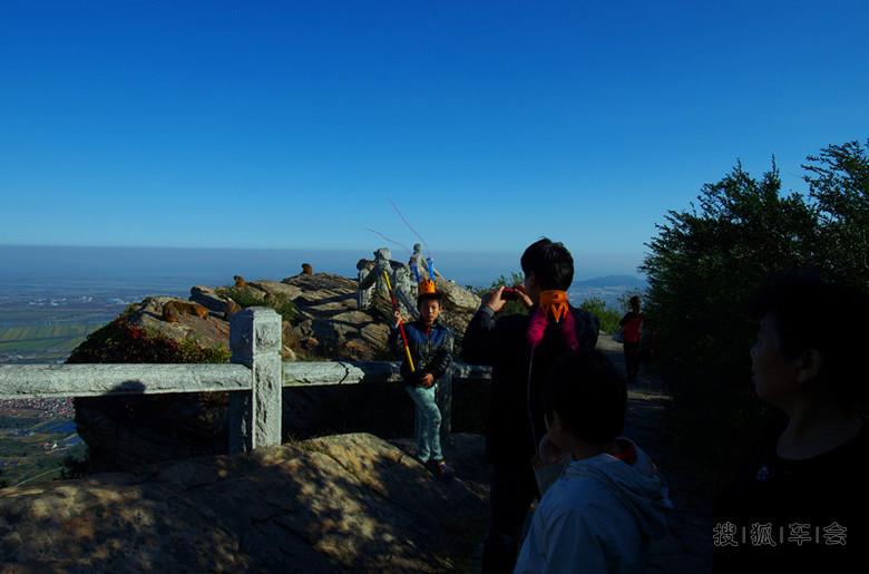 以走进孙悟空的老家-花果山为话题写一篇作文大全花果山游记在