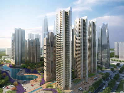 大型城市更新综合体、3号线地铁沿线、高使用率户型