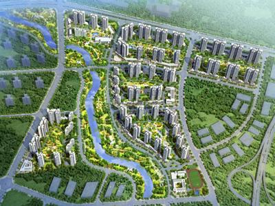 实用三居室、生态景观资源丰富、名企开发商