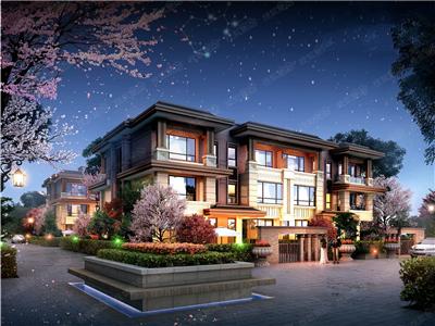 光华新城高层、洋房、别墅智慧社区