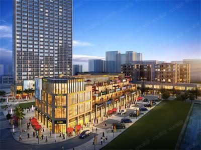 红光大道30-106平米投资型公寓