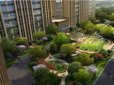 新古典主义建筑 靠近湘湖环境优越