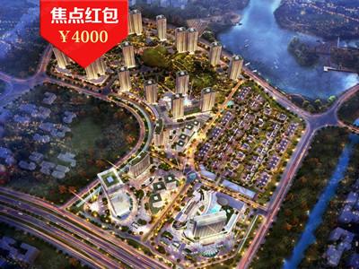 在售42-69平公寓,毛坯均价1.1万/平,临地铁14号线支线旺村站