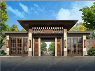 公园地产、中式地产、庭院式住宅