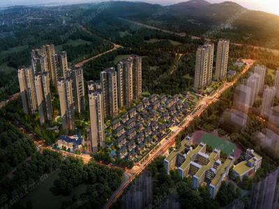 复合地产;近深圳龙岗;3号线延长线受益物业;生态住区