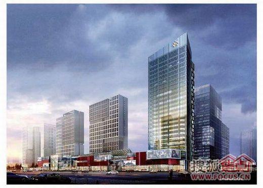 投资地产、属于地铁物业、综合体