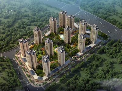 广州中铁建国际花园