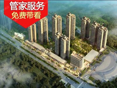 108-121平三房,带装修均价预计1.7万/平,临近2座森林公园