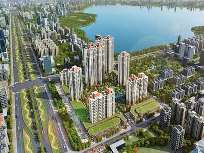 在售高层户型建筑面积80-130平