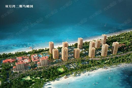 集居住、休闲、购物、运动、娱乐、自然探险、海滩假日于一体