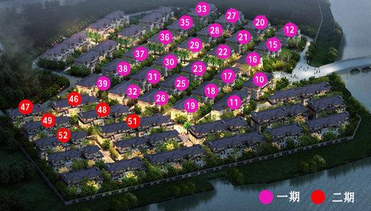 二期高层1万-1.2万/㎡少量排屋在售
