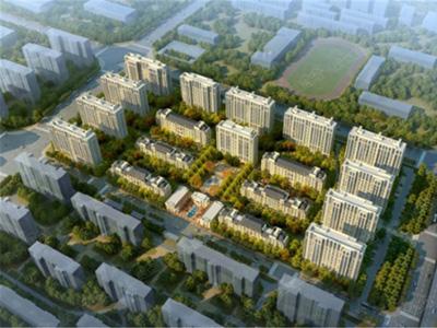 城东如意核心,低密度综合性社区,高端人居生活氛围。