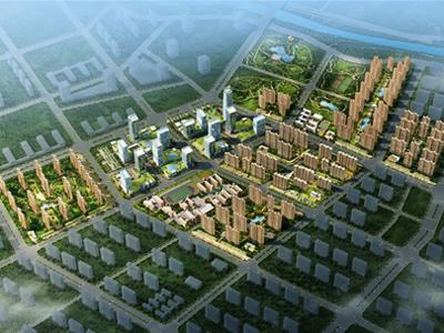 城东南版块,千亩大盘,配备320万平米大型城市综合体配套。