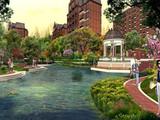 8月20日京北下花园大成玉墅湾项目专场看房团