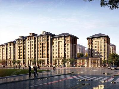 顺义新城,潮白河旁,纯新盘,墅区品质,户型多样