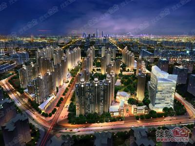 通州新城核心区,88-92平小户, 刚改精装房,临近八通线