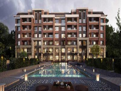 90-140平米精装房,低总价,地铁旁,公园地产,墅质产品