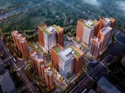 未来科技城稀有住宅,90-136平南北通透板楼,享北师大师资