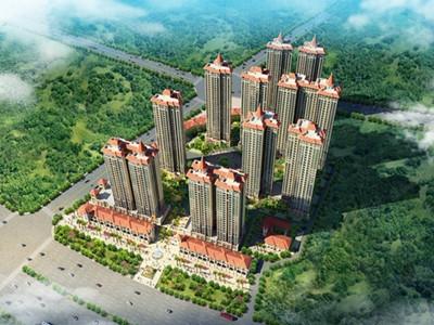 在售6栋73-106平两至三房,户户带双阳台,精装均价1.78万/平