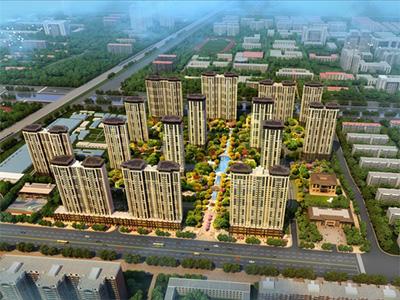 国赫打造新中式府院大宅,95-150平米宜居户型接受咨询,样板