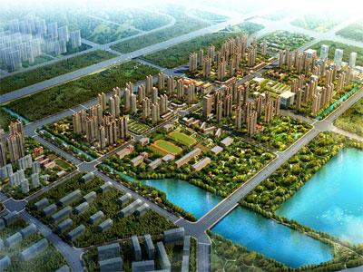5楼在售,建面约82-143平米瞰景高层,含装修,分期付款,首