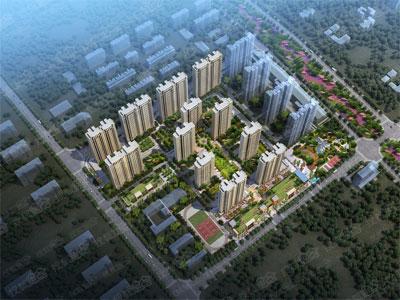 营销中心已盛大开放,预计推出建筑面积约70-130㎡N+1成品住宅