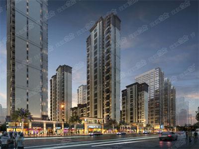 规划有建面约为79-157平米房源