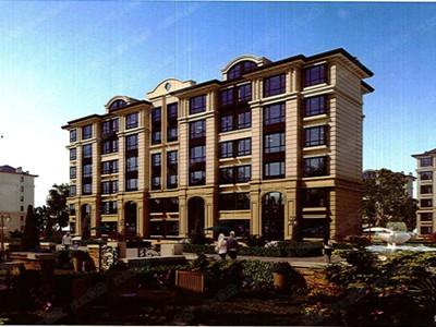 145平米低密洋房产品,临南海子公园,紧邻在建的8号线德茂站