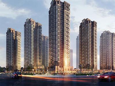 中央实景示范区已开放,65-98平米复式住宅3-4房,总层高5.6米
