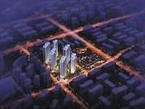周边蓝孔雀综合体、蓝钻天城商业综合体、大悦城、城西银泰等