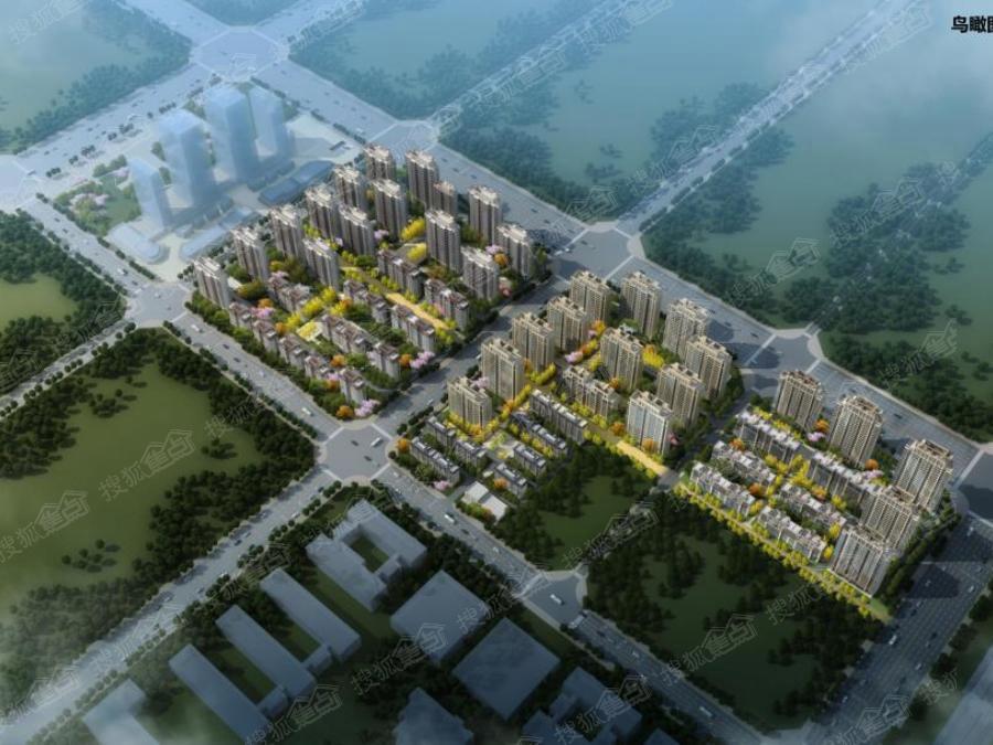 滨湖省府东板块低密社区,名企打造,高层洋房预约中