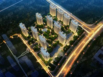 京北▪融创城,是融创城系的京北开山之作,将要打造成区域首