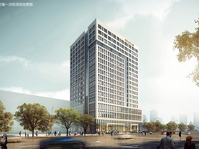河东区唯一一个商业综合大厦