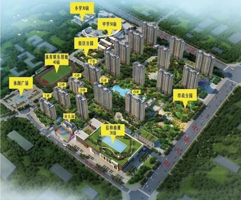 星河湾•荣景园是由衡水星河湾房地产开发公司又一倾情力作,致