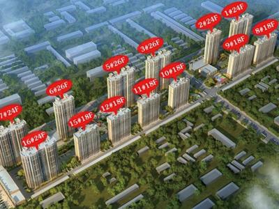 城东稀缺现代综合体
