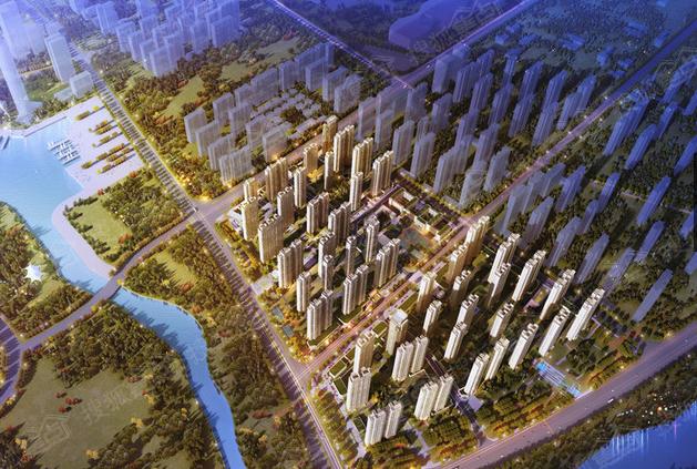晋阳湖旁项目已经开始意向登记