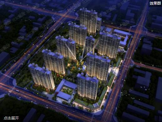 长兴南街西延精装项目主推101-145平户型