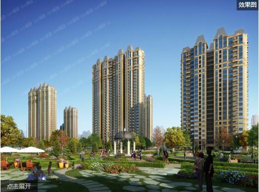 滨河东路河景房均价10800元/平方米