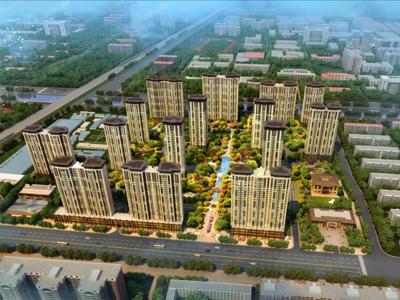 二环内新中式府院大宅95-180平米户型热销