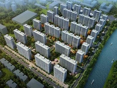 柯北精装高层住宅户型图将发布品牌馆位于万达1楼